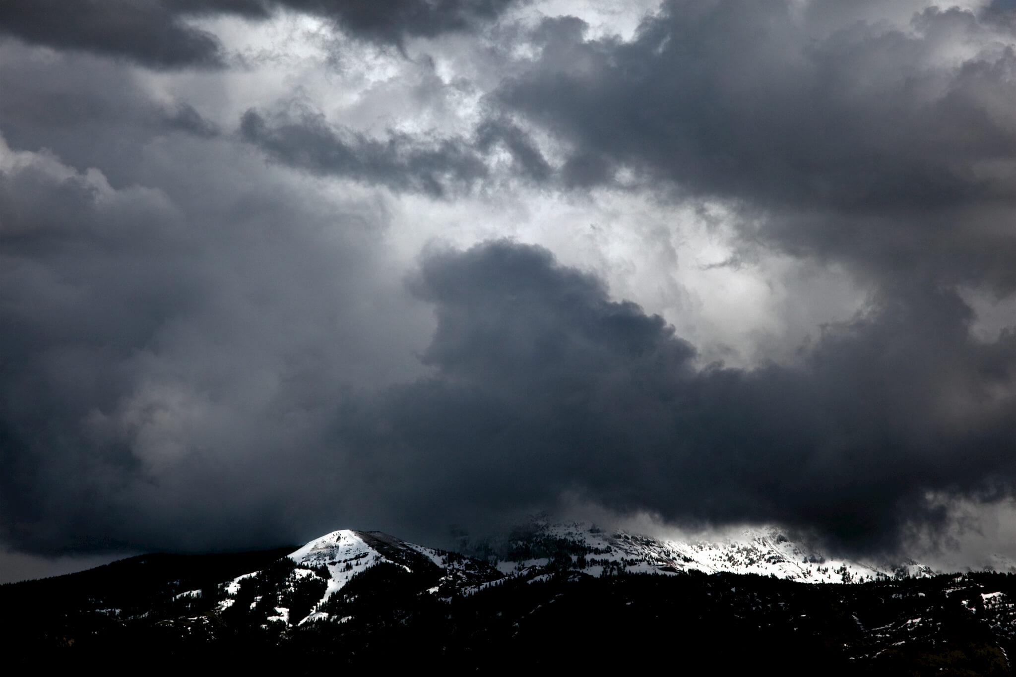 Warner Mountains.